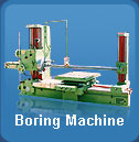 Boring Machines