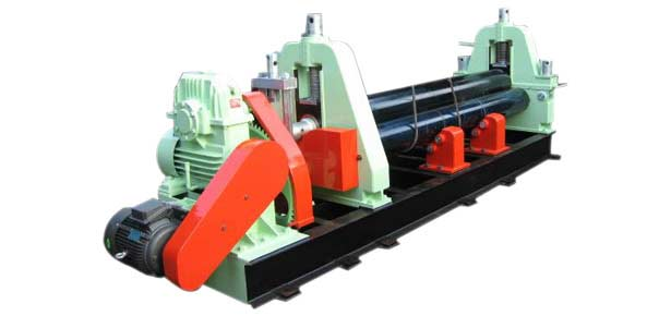 Mechanical Plate Rolling